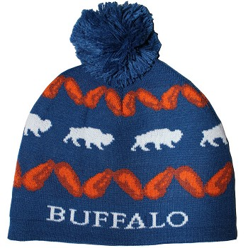 Buffalo Chicken Wing Knitted Beanie