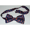 Silk Chicken Wing Bow Tie